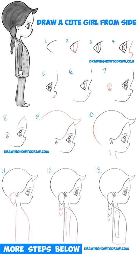 best 25 drawing step ideas on step by step