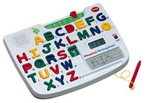 leapfrog phonics writing desk phonics writing desk