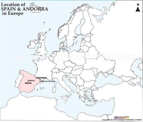 andorra on europe map andorra world map factsofbelgium