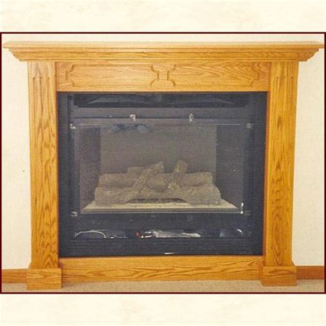 custom built wood fireplace mantels mn nd sd usa