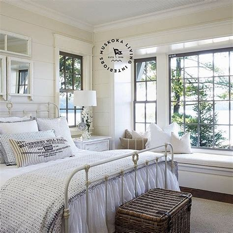Cottage Bedroom by Coastal Muskoka Living Interior Design Ideas Home Bunch