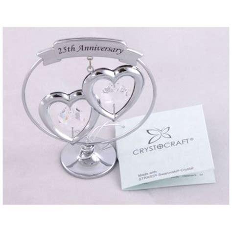 25th Wedding Anniversary Ideas Uk by 25th Wedding Anniversary Gift Ideas 25th