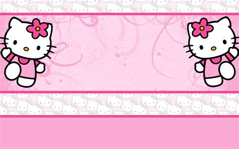 background design hello kitty amazing pink background images design trends premium