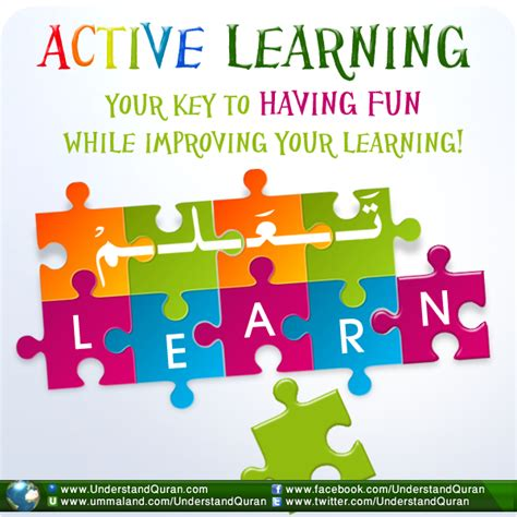 Active Learning explore active learning understand al qur an academy