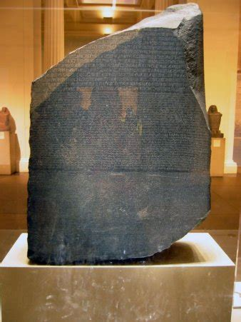 rosetta stone military the decipherment of hieroglyphs sahara azul