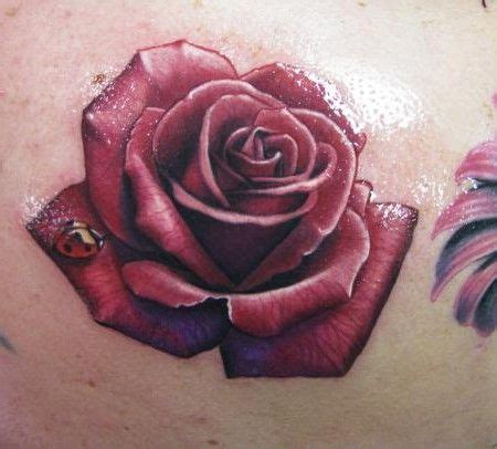 rose and ladybug tattoo 60 best tattoos that i images on