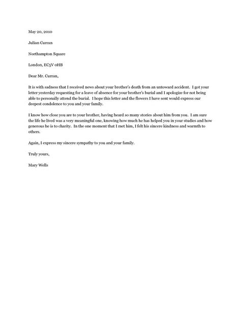 Closing Bereavement Letter 25 Unique Sympathy Letter Ideas On Is Arthritis Hereditary Epilepsy Disease And