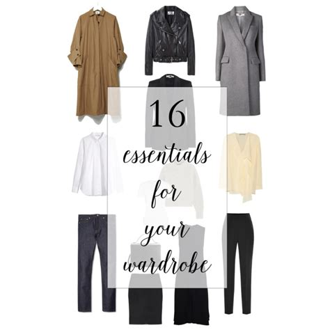 Wardrobe Basics For by The 16 Wardrobe Basics Ethically Made Ecocult