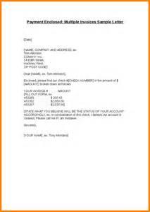 10 letter format enclosed documents ledger paper