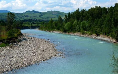 letti di fiumi curiosit 224 modenesi perch 233 il fiume secchia si chiama cos 236