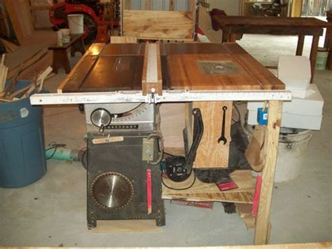 turning a circular saw to table saw turning a contractor saw into a cabinet saw by