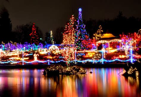 christmas lights 2014 vancouver the province