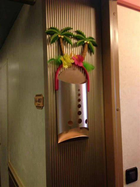 mailbox cruise cabin door decorations