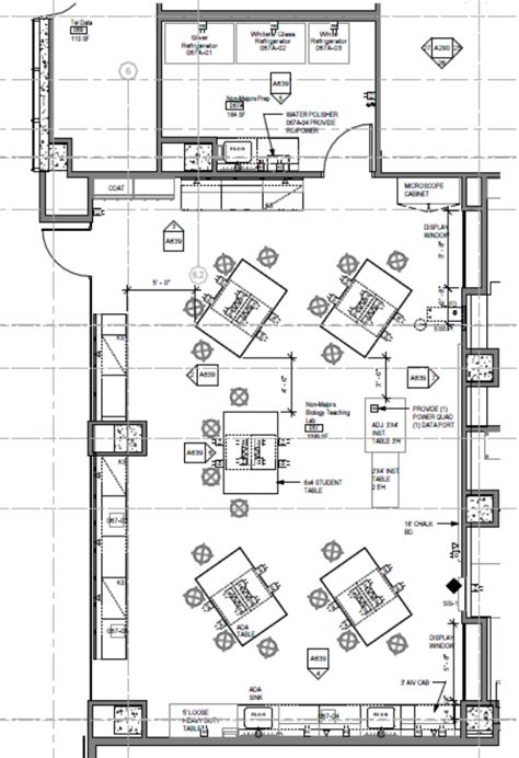 lab floor plan untitled document matrix scranton edu