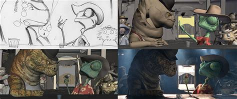 storyboards layout animation final lighting behind the scenes with the animated oscar noms fxguide