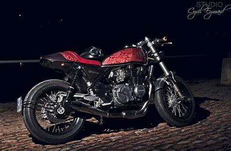 Motorrad Upside Down Gabel Umbau by Motorrad News 2015 Kawasaki Zephyr 550 Custom Ocs