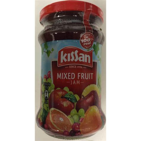 fruit jam buy kissan mixed fruit jam get grocery germany