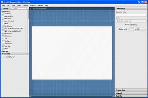 javafx scene builder tutorial announcing javafx scene builder public beta javafx news