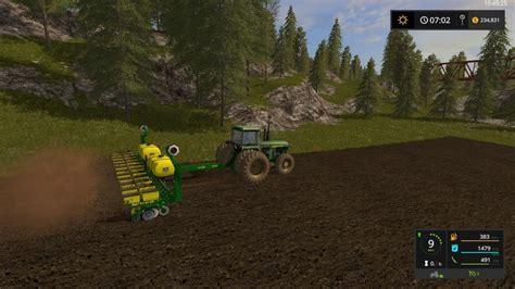 Deere 1760 12 Row Planter by Deere 1760 12 Row Planter V 1 0 0 For Ls 17 Farming