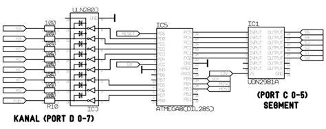 bc547 transistor array transistor array roboternetz forum