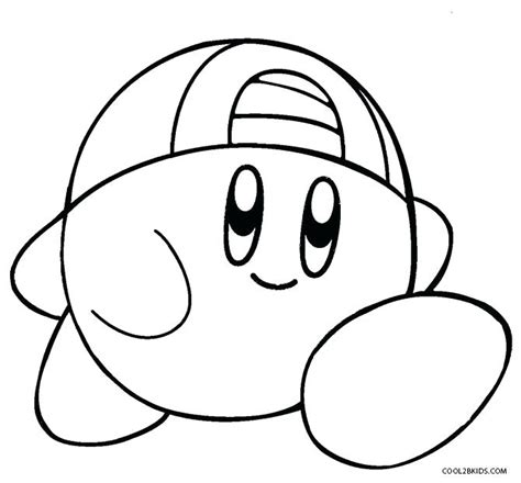 kirby cancellation letter kirby coloring pages coloring pages best of to print chef