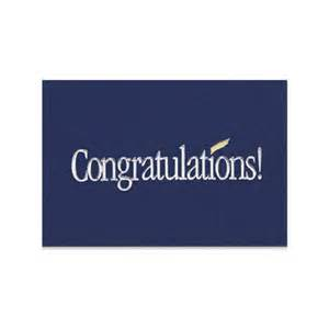 business congratulations greeting cards on the promotions