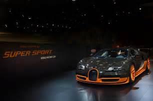 Bugatti Veyron Supercar Bugatti Veyron Sport Wrc At Qatar Motor Show