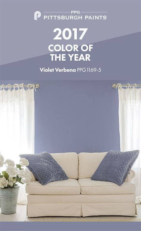 color of the year pittsburgh and violets on