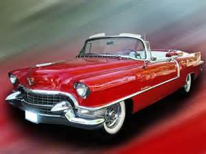 1955 Cadillac Convertible 1955 Cadillac Eldorado Convertible 93413