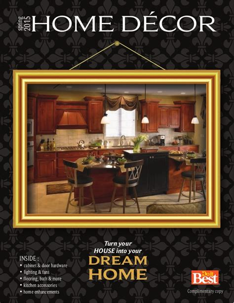home decorating catalogs online do it best home decor catalog