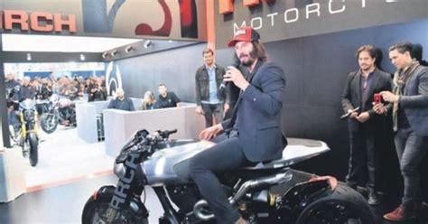 motosikletlerini tanitti magazin haberleri