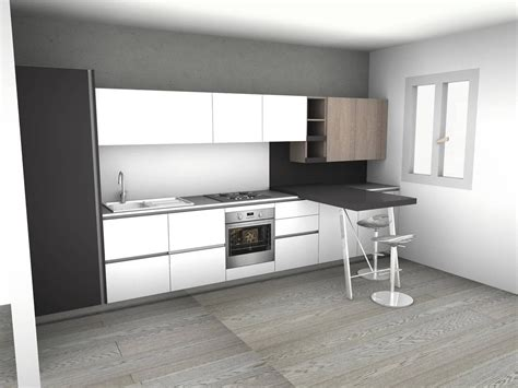 cucina progetto 4 progetti cucina per 10 mq circa cose di casa