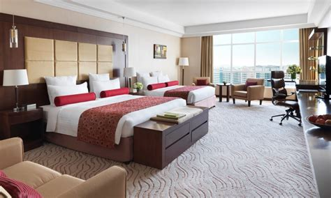 hotel rooms with two bedrooms spacious hotel rooms dubai park regis kris kin dubai