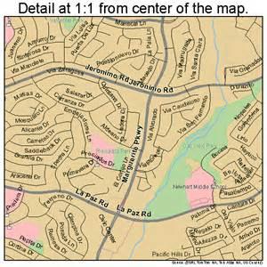 mission viejo california map 0648256