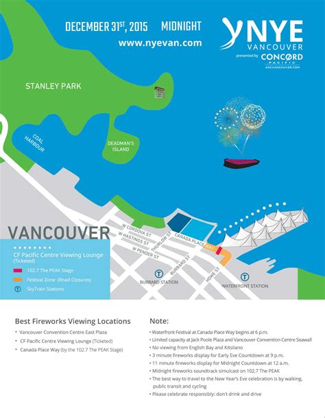 new year event vancouver 2015 guide to the nye vancouver celebration vancouver s