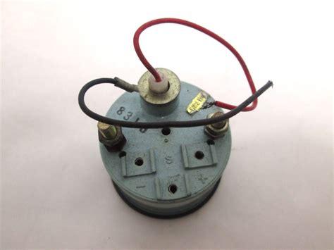 marine battery charge gauge equus volt gauge for parts freshwater boat marine battery