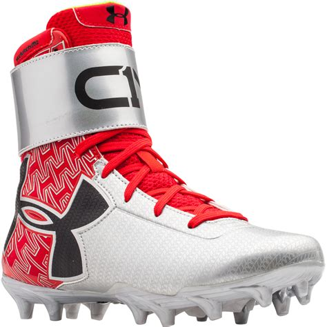 boys football shoes armour c1n mc youth football cleats football