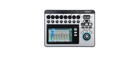 Mixer Digital Qsc qsc touchmix 8 compact touch screen digital mixer available from djstore at a great price
