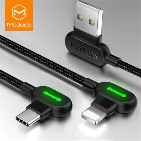 ready stock mcdodo typec micro usb iphone x xs max xr 8 fast charging cable huawei p30 pro