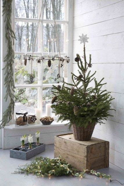 christmas tree alternatives for small spaces