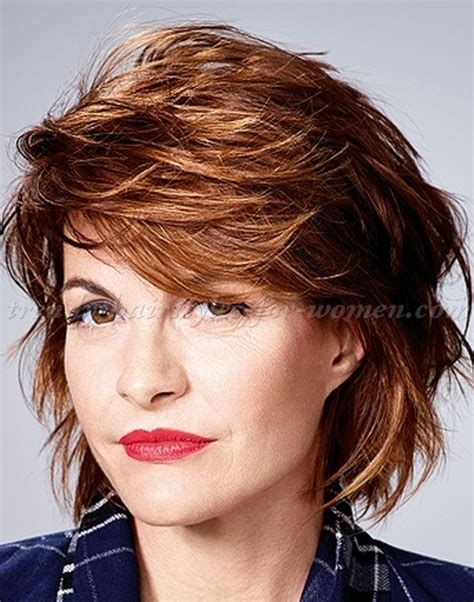 shag medium length for plus size women short hairstyles over 50 shag hairstyle over 50 trendy