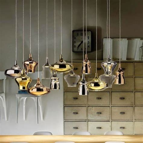 len studio italia design suspension nostalgia glass 14 les avec pat 232 re