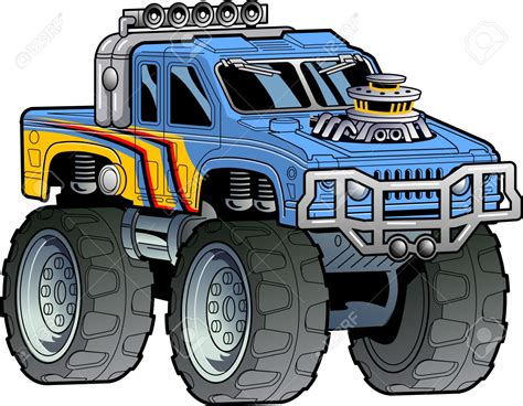 monster truck videos free clip art monster truck www imgkid com the image kid