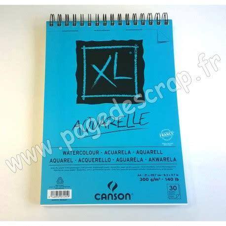 Dijamin Canson Xl Aquarelle A4 1 canson canson xl bloc aquarelle 300 g a4 30 feuilles