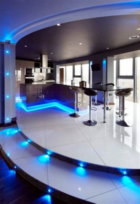 futuristic house interior futuristic house interior