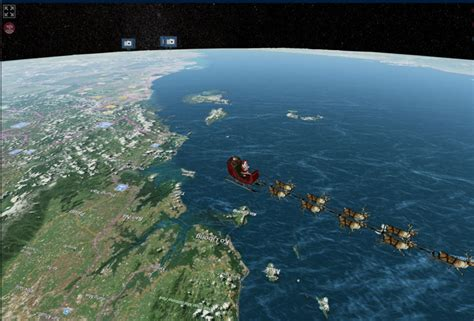 santa tracker norad santa tracker not working for thousands of