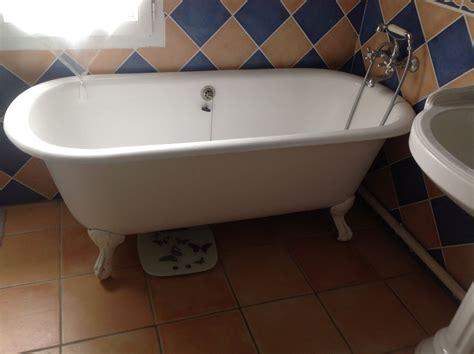 baignoire occasion baignoire pied la baignoire pattes de pour une