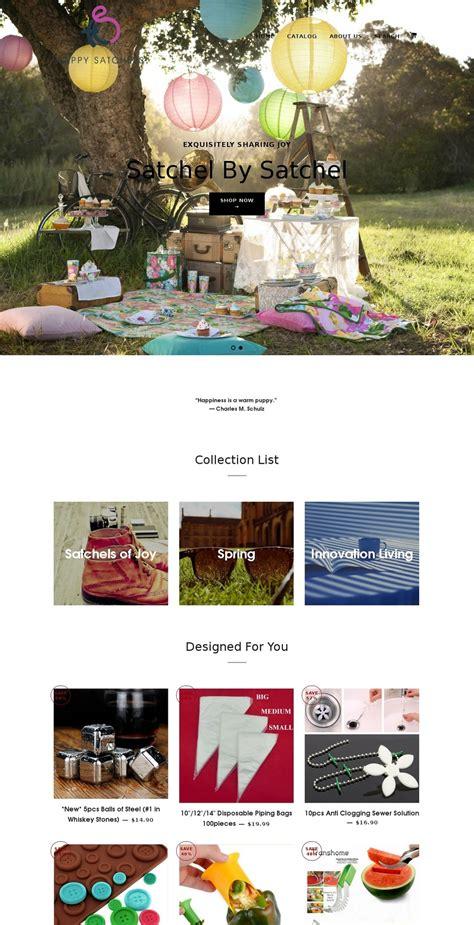 shopify themes brooklyn brooklyn shopify theme websites exles download