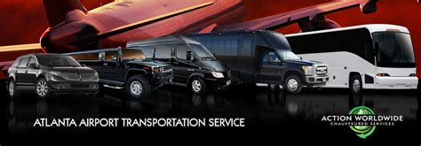 Transportation Services To Airport by Atlanta Airport Transportation Services