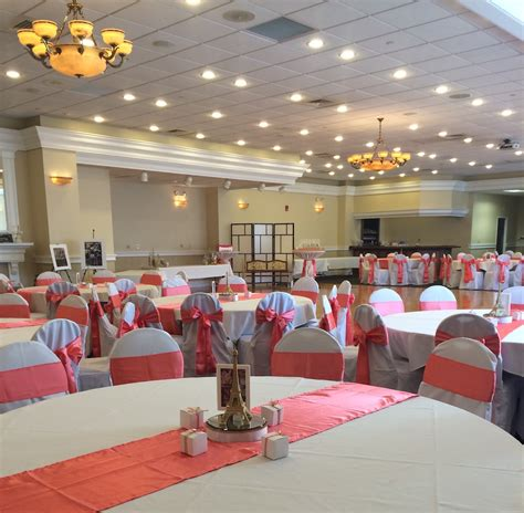 Banquet Room Rentals by Rentals Holy Orthodox Church